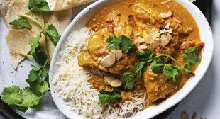 Chicken Korma  Sweet and Spicy Flavors.  – Recipe Partner