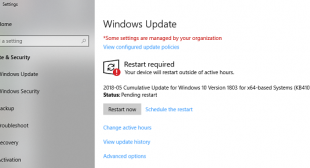 How to Change the Location of Windows 10 Updates Download Folder?