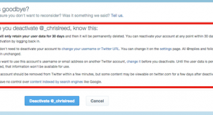 How to Permanently Delete or Deactivate Twitter