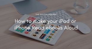 How to Listen to eBook on your iPhone or iPad