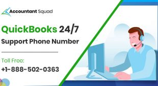 QuickBooks 24/7 Support Phone Number | 1-888-502-0363