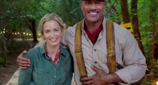 The Rock and Emily Blunt Starrer Jungle Cruise Releases Trailer