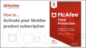 McAfee.com/Activate – Download,Install and Activate McAfee