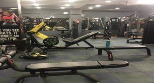 Best Gym in Shalimar Bagh