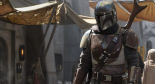 Is That Armored Guy Boba Fett in The Mandalorian?