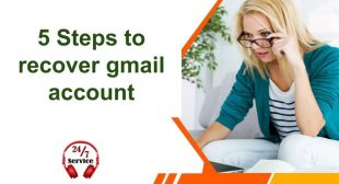 How to Resolve Gmail Change Password