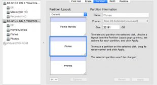 How to Resize the Mac Volume Using Disk Utility