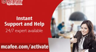 McAfee.com/Activate – Enter your activation code – Activate McAfee