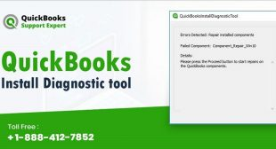 How to use QuickBooks Connection Diagnostic Tool |888-412-7852