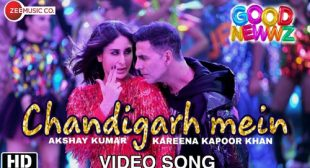 Chandigarh Mein Lyrics from Good Newwz