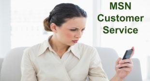 MSN Customer Service number