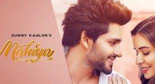 Mahiya Lyrics – Sunny Kahlon