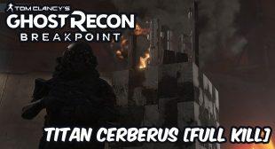 How to Beat Titan Zeta in Ghost Recon Breakpoint
