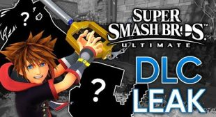 Super Smash Bros. Ultimate DLC 5 Leaked Characters