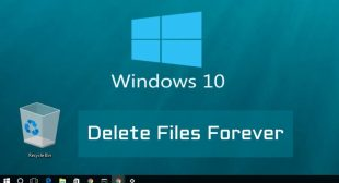 Free Space in Hard Drive on Windows 10 (Securely)