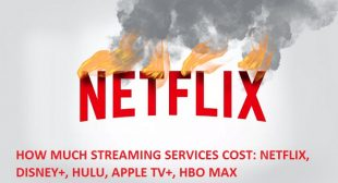 How Much Streaming Services Cost: Netflix, Disney+, Hulu, Apple TV+, HBO Max – Webroot.com/safe