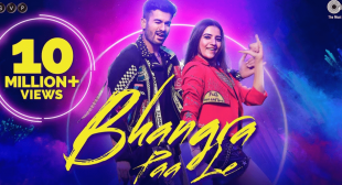 Bhangra Paa Le Lyrics in hindi -Mandy Gill Title Track  Sunny Kaushal