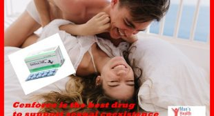 Cenforce is the best drug to support sexual coexistence