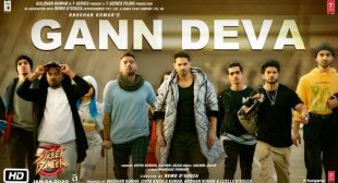 Gann Deva Lyrics in Hindi – Street Dancer 3D