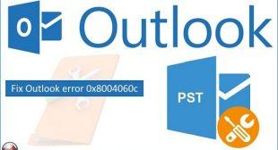 How to Fix 0x8004060c Outlook Error? – McAfee Activate