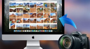 IMPORT PICTURES FROM DIGITAL CAMERA TO MAC