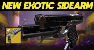 How to Get Devil's Ruin Exotic Sidearm in Destiny 2