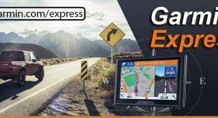 Garmin.com/Express | Register, Update & Sync Your Garmin Device
