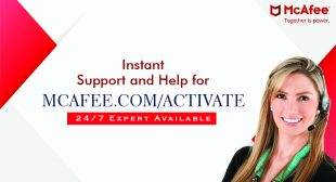 McAfee.com/Activate – Enter Product Key – Activate McAfee Online