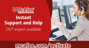 McAfee.com/Activate – Enter your 25-digit activation Keycode