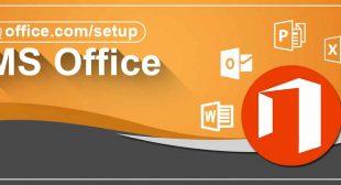 Office.com/setup – Enter Office Product Key | Office Setup
