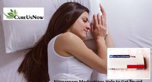 Nitrazepam Help to Cure Sleeping Disorder