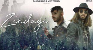 Zindagi Lyrics – CarryMinati X Wily Frenzy