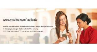 www.McAfee.com/Activate – Enter your code – Activate McAfee Product
