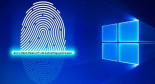 How to Unlock Windows PC with Android Fingerprint Scanner – Norton Setup