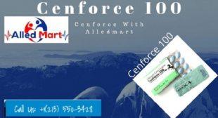 Cenforce 100 Tablets Reviews, Side Effects | AlledMart – Cheap ED Pharmacy for Men