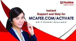 Mcafee.com/activate – Enter Product Key – www.mcafee.com/activate