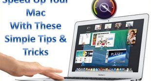 Speed Up Your Mac With These Simple Tips & Tricks