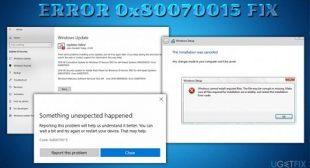 How to Fix Error Code 0x80070015 on Windows 10