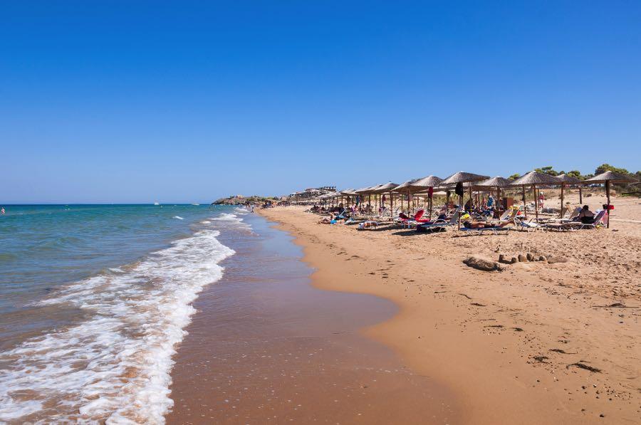 Banana Beach Zakynthos: A Travel Guide