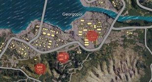 PUBG Karakin Map: Best Drop Spot and Locations