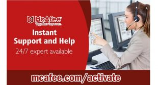 Mcafee.com/activate – Enter McAfee Activation key