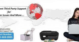 Printer Support Number +18084680005 -MCHelper