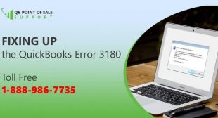 Fix QuickBooks Error 3180 (Easy Steps to reolve) | +1-888-986-7735