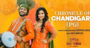 Chronicle Of Chandigarh Lyrics – Satinder Sartaaj