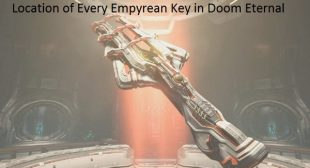 Location of Every Empyrean Key in Doom Eternal