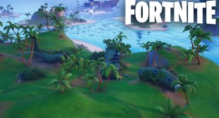 How to Visit Coral Cove, Stack Shack & Crash Site in Fortnite