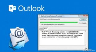 How to Fix 0x80042108 Error on Microsoft Outlook?