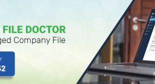 QuickBooks File Doctor   Repair Damaged Company File