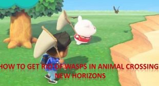How to Get Rid of Wasps in Animal Crossing: New Horizons