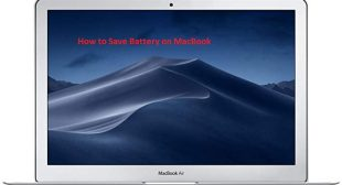 How to Save Battery on MacBook – McAfee Activate